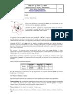 Estructura Interna y Enlace Quimico