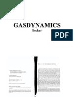 Gas Dynamics - Becker