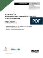 McQuay Microtech III ED15112-8_Feb2011