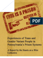 This is a Prison, Glitter is Not Allowed