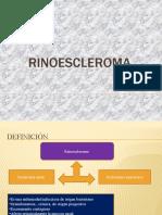 RINOESCLEROMA