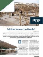 Edificaciones Con Bambu