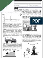 3ª Revisão de Física 2