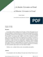 Cervantes en Freud