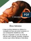 Concepções Éticas