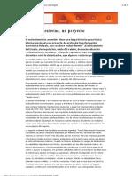 2000-06-01-El-Diplo-La-deuda-externa-un-proyecto-politico