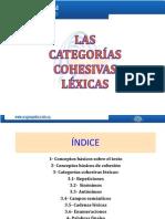 Categorías cohesivas léxicas_presentación