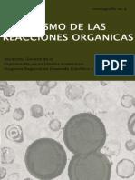 Mecanismo de Las Reacciones Organicas