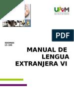 12061 Lengua Extranjera VI