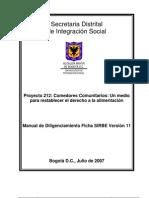 Manual SIRBE Proyecto 212 Version 11