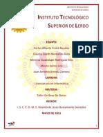 Trabajo Final Carlos Fraire Rosales - 08231009