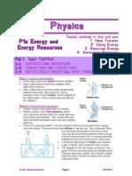 Gcse Core Physics Revision Guide