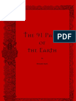 Benjamin Rowe – The 91 Parts of the Earth [Draft 31-5-11]