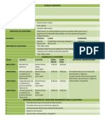 Plan de Auditoria Gestion Fabricacion