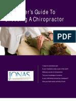 Jonas Chiro Booklet