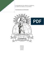 Resumen de Fundamentos Del Derecho Comercial