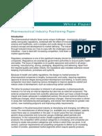8-Pharmaceutical White Paper