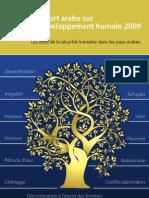 PNUD Les défis de la sécurité humaine dans les pays arabes. Rapport arabe sur le développement humain 2009