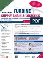 Wind Turbine Supply Chain & Logistics