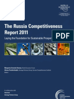 The Russia Competitiveness Report 2011