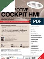 Automotive Cockpit HMI