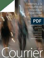 Femmes à la conquête de nouveaux espaces de liberté. Le courrier de l'UNESCO, avril-juin2011
