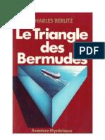 Aventure Mysterieuse Charles Berlitz Le Triangle Des Bermudes