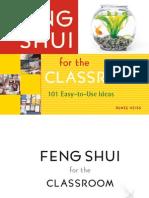 Feng Shui in Class