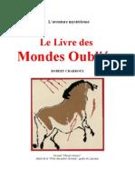 Aventure Mysterieuse Robert Charroux Le Livre des Mondes Oubliés