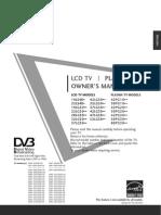 LG 32LG3000 Manual