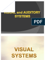 Visual and Auditory Systems