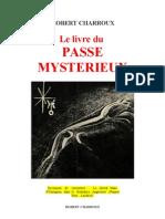 Aventure Mystérieuse Robert Charroux Le livre du Passé Mystérieux