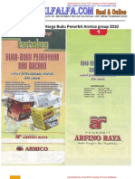 Daftar Harga Buku Penerbit SMK Armico 2010