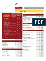 Pizza Hut - Noida Menu