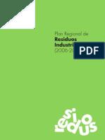 Plan Regional Residuos ales