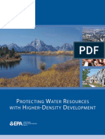 Protecting Water Resources With Higher-Density Development EPA