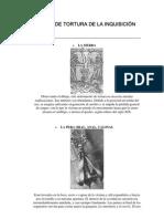 Métodos De Tortura (Inquisición)