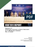 ICQI Report 2011