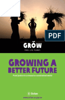 Growing a Better Future: Food justice in a resource-constrained world