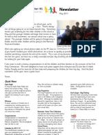 June Newsletter 2011