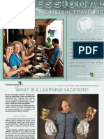 Tourism Review Online Magazine - Educational Traveling