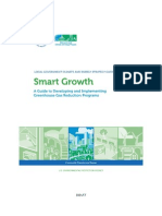Smart Growth - A Guide to Developing and Implementing Greenhouse Gas Reduction Programs