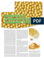 Application of Contemporary Fibres in Apparel - Soybean