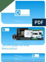1 - Certificação Neocontrol - Introducao