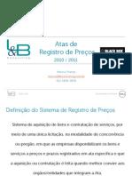 LB Consulting - Ata de Registro de Preços - Racks Black Box