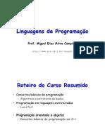 linguagem de pogramação UFRJ