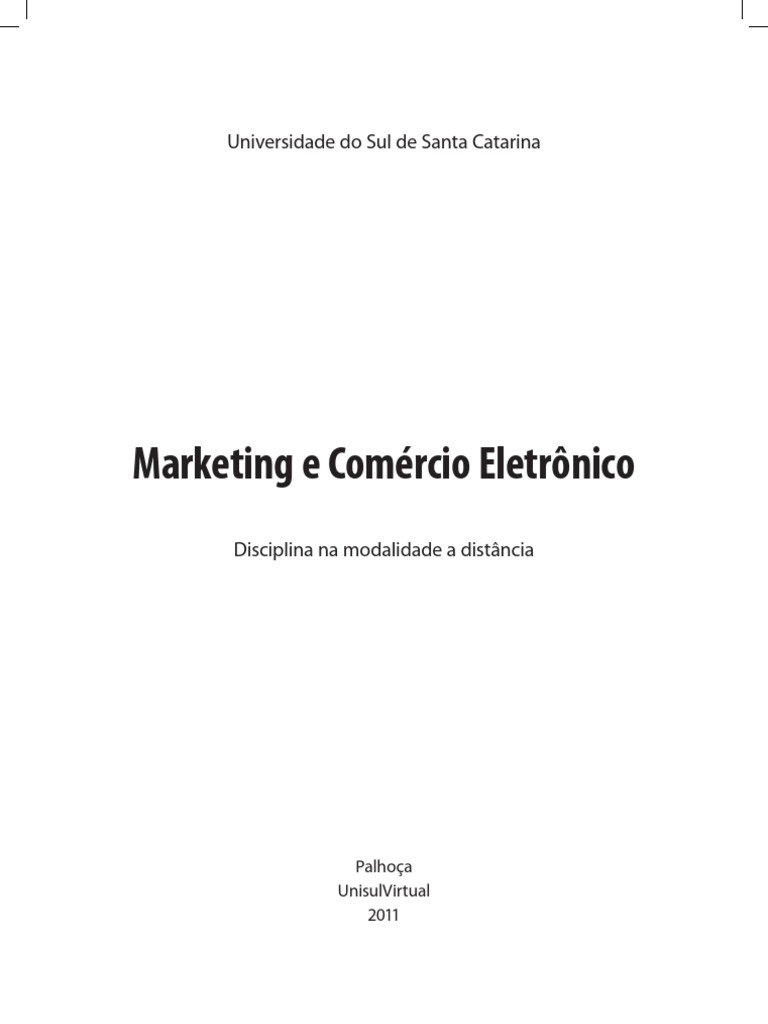 6e3f32b7374 Marketing Comercio Eletronico
