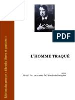 Carco l Homme Traque