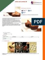 GZRic Cioccolatini Al Fondente Con Crema Di Ma Scarp One