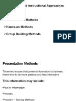 Presentation Training 4